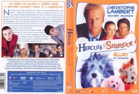 Hercule & Sherlock (1DVD) (Christopher Lambert)