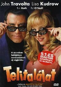 Telitalálat (2000 - Lucky Numbers) (1DVD) (John Travolta)