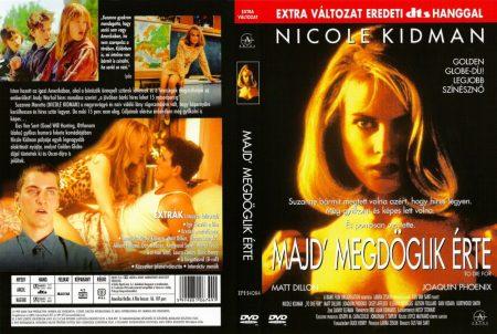 Majd megdöglik érte (1DVD) (Nicole Kidman - Gus Van Sant)