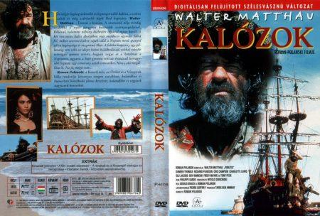 Kalózok (1986 - Pirates) (1DVD) (Roman Polanski)