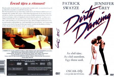 Dirty Dancing 1. (1DVD) (Patrick Swayze) (Oscar-díj) (használt példány)