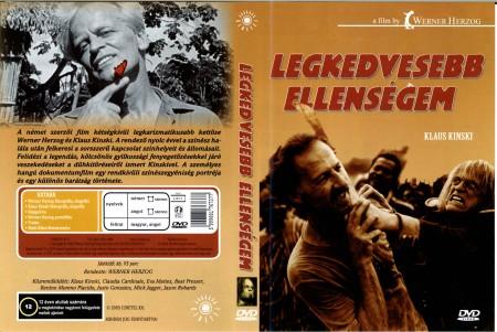 Legkedvesebb ellenségem (1DVD) (Werner Herzog) (Klaus Kinski életrajzi dokumentumfilm)