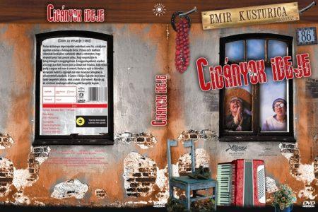 Cigányok ideje, A (1DVD) (Emir Kusturica)