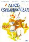 Alice Csodaországban (1972) (1DVD) (Peter Sellers - Dudley Moore)(borító kissé szakadt)
