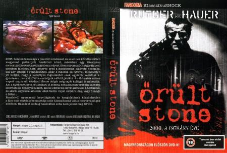 Őrült Stone - 2008. A Patkány éve (1DVD) (Fangoria Magyarország kiadás)