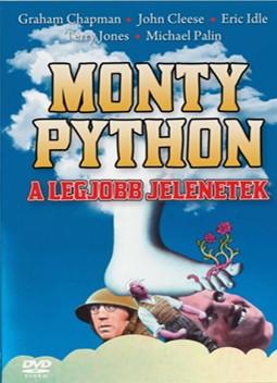 Monty Python - A legjobb jelenetek (1DVD)