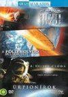 Mozimaraton - Űrpionírok díszdoboz (4 DVD) (Az univerzum, ahogy Stephen Hawking látja, A Föld bolygó belsejében, A teljes csoda)(2010)