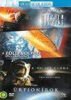 Univerzum, ahogy Stephen Hawking látja, A Föld bolygó belsejében, A teljes csoda)(2010) (Mozimaraton- Űrpionírok 4DVD )