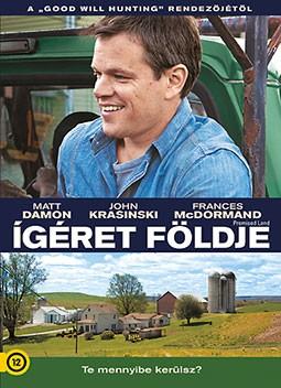 Ígéret földje (2012 - Promised Land) (1DVD) (Matt Damon)