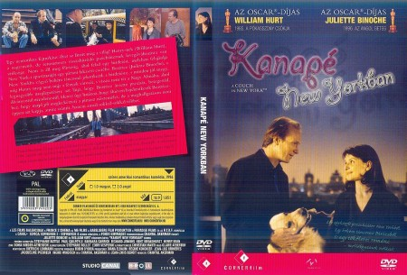 Kanapé New Yorkban (1DVD)