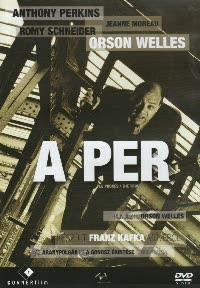 Per, A (1962 - Le Procés) (1DVD) (Orson Welles)