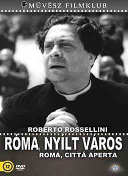 Róma, nyílt város (1DVD) (Roberto Rossellini) (Etalon Film kiadás)