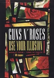 Guns N' Roses: Use Your Illusion 1. (1DVD) (1992)