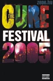 Cure, The: Festival 2005 (1DVD) (2005)