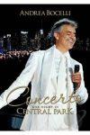 Bocelli, Andrea: Concerto - One Night In Certral Park (1DVD)