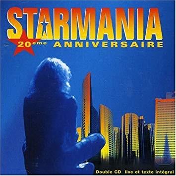 Starmania - 20eme Anniversaire - Rock-Opera - Intégrale Live 98 (1998) (2CD) (Michel Berger / Luc Plamondon) (WEA Records / Warner Music)