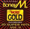 Boney M: More Gold - 20 Super Hits Vol. II. (1993) (1CD) (Ariola / BMG)