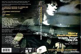 Rory Gallagher – Irish Tour 1974 (1DVD)