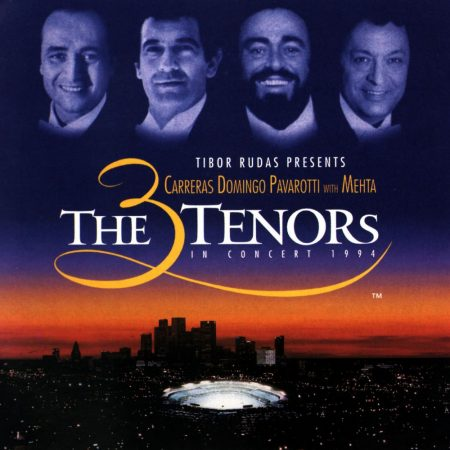 The 3 Tenors In Concert (1DVD) (1994)