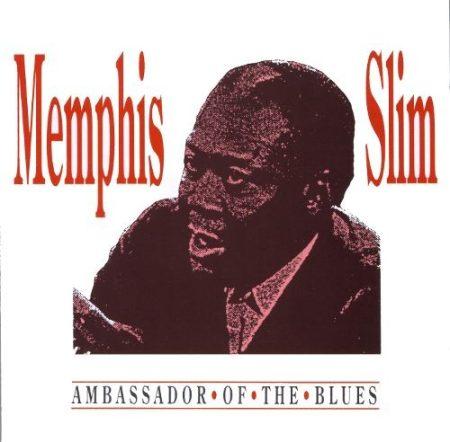 Slim, Memphis: Ambassador Of The Blues (1998) (1CD) (TKO Magnum Music)