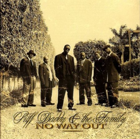 Daddy, Puff & The Family: No Way Out (1CD) (Made In U.S.A.)