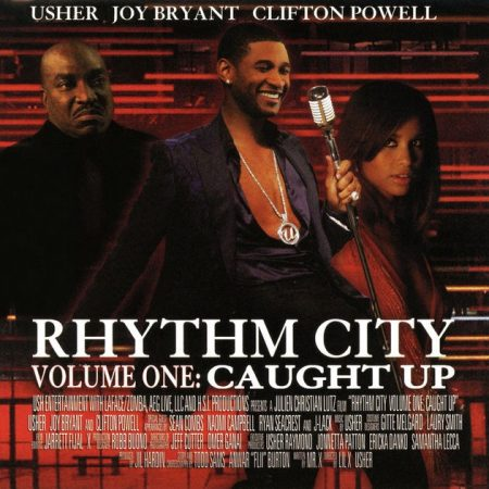 Usher: Rhythm City Volume One: Caught Up (CD+DVD)