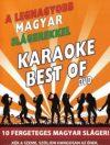 Karaoke Best Of DVD - A Legnagyobb Magyar Slágerekkel (1DVD) (2009)