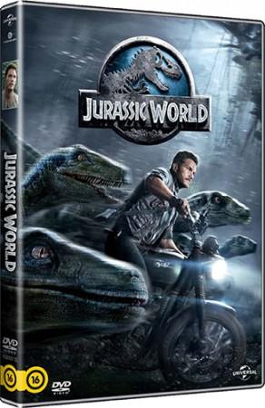 Jurassic Park 4. - Jurassic World (1DVD)