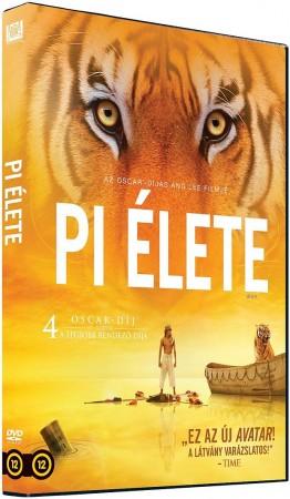 Pi élete (1DVD) (Ang Lee) (Oscar-díj)
