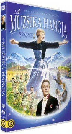 Muzsika hangja, A (1965 - The Sound Of Music) (1DVD) (Oscar-díj)  (Bontonfilm kiadás)