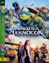 Tini Nindzsa Teknőcök - Elő az árnyékból (1DVD) (Teenage Mutant Ninja Turtles - Out of ..., 2016) ( cseh borítóval )