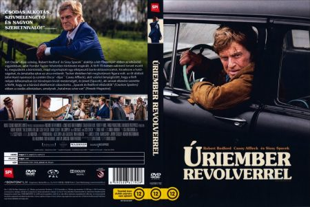 Úriember revolverrel (1DVD) (The Old Man & the Gun) (Robert Redford)