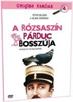 Rózsaszín Párduc 4., A - A Rózsaszín Párduc bosszúja (1978) (1DVD) (Peter Sellers)