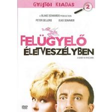 Rózsaszín Párduc 2., A - Felügyelő életveszélyben (1964) (1DVD) (Peter Sellers)