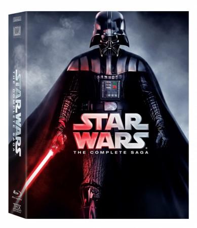 Star Wars: A Teljes Legenda (9Blu-ray box) (Blu-ray díszkiadás) (2015 - Bontonfilm)