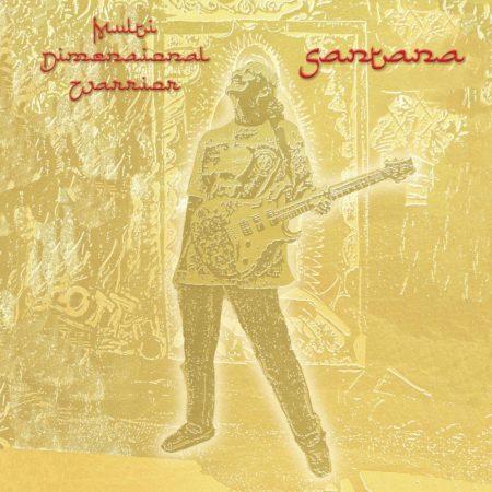 Santana: Multi Dimensional Warrior (2008) (2CD) (Columbia / Sony Music Entertainment)