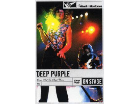 Deep Purple - Come Hell Or High Water  (üvegtok) (1DVD)