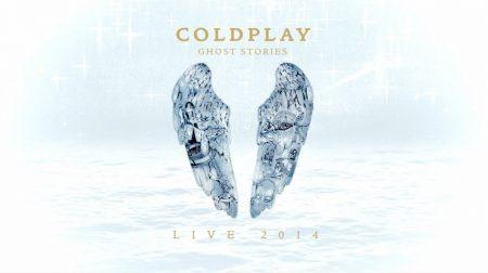 Coldplay Ghost Stories 2014 (1DVD +1CD)